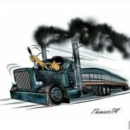 Грузоперевозки по городу на грузовике