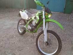 Kawasaki KLX 250, 2003
