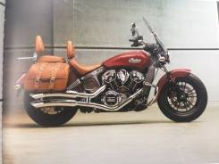 Indian Scout, 2016