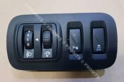 Накладка панели приборов Renault Kaptur (HHA)