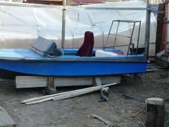 Продам лодку нептун 2 с мотором вихорь 30