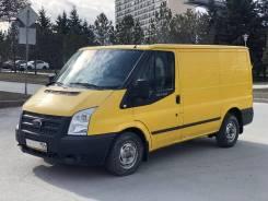 Ford Transit. Van, 2 200куб. см., 1 000кг., 4x2