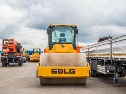 SDLG RS8140. Грунтовый каток 14 тонн , 3 579куб. см.