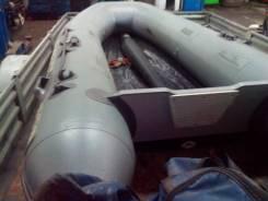 Продам лодку резиновую с ДВС 9,9