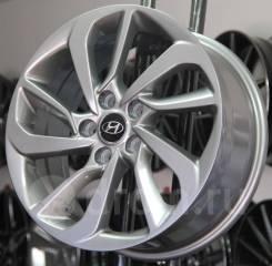 Новые диски R17 5/114,3 Hyundai