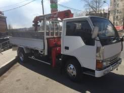 Mitsubishi. Продам грузовик с манипулятором , 4 200куб. см., 3 500кг., 4x2