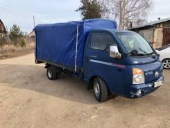 Hyundai Porter II. Продаюеться грузовик Hyundai porter, 2 400куб. см., 1 200кг., 4x2