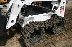 Накидные гусеницы McLaren для минипогрузчиков