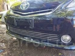 Накладка на решетку бампера. Toyota Prius a, ZVW40W Toyota Prius 2ZRFXE. Под заказ