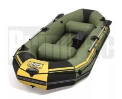 Надувная лодка Bestway Hydro Force Marine Pro2.91 - Доставка бесплатно