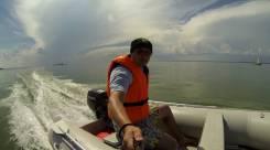 Продам комплект лодка Nissanmarsn 360+ мотор Sizuki 15