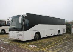 Higer KLQ6119TQ. Higer KLQ 6119TQ, 55 мест, туристический автобус б/у (2017 г., 9500 к, 55 мест