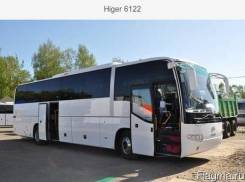 Higer KLQ6129Q. Higer KLQ 6129Q, 47 мест Евро-5 (WC+холодильник+куллер), 47 мест