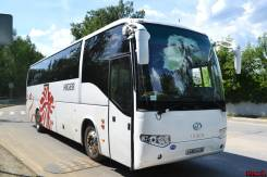 Higer KLQ6129Q. Higer KLQ 6129Q, 49 мест (спальное место), туристический автобус, 49 мест