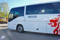 Higer KLQ6129Q. Higer KLQ 6129Q, 49 мест (стандартная комплектация), туристический ав, 49 мест