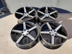 Новые диски R18 5/108 Vossen CV3