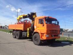 КАМАЗ-43118-3027-50 с Soosan SCS866LS Top