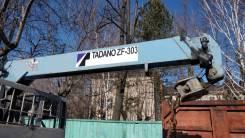 Крановая установка в разбор Tadano Z303 пультовая