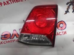 Вставка багажника правая Toyota Land Cruiser, URJ200, URJ202 (60-172)