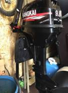 Продается лодочный мотор Hangkai 9.8