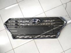 Решетка радиатора Hyundai Solaris / Хёндай Солярис (17-)