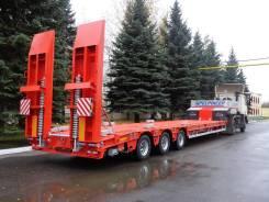 Спецприцеп. Низкорамный трал 45 тонн в наличии, 45 000кг.