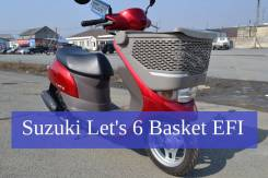 Suzuki Let's 6 Basket New-EFI