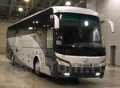 Higer KLQ6128K, 2019