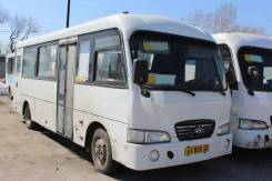 Hyundai County. Автобус !, 18 мест