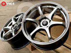 NEW! # Advan Racing RG R18 8J 5x114,3 Hyper Black [VSE-4]