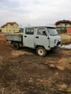 УАЗ 39094 Фермер. Продам УАЗ фермер, 2 700куб. см., 1 000кг., 4x4