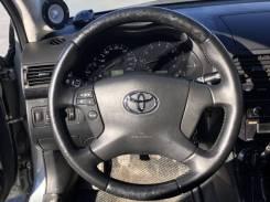 Оригинальный руль под черное дерево Toyota Avensis 2003-2008