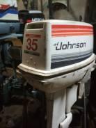 Лодочный мотор Johnson 35