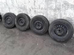 """Комплект колёс Toyo Teo Plus 155/80 R13. x13"""" 4x100.00"""