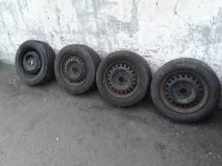 """Комплект колёс Yokohama 205/60 R15. x15"""" 4x114.30"""