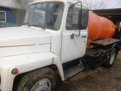 ГАЗ. Продам ассенизатор газ в п. Пограничный, 4 749куб. см. Под заказ