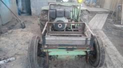 Самодельная модель. Мини-трактор самодельный, 10 л.с.