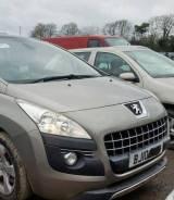 Бампер. Peugeot 3008
