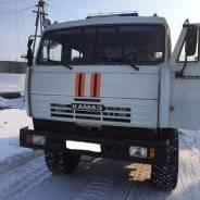Пожарная автоцистерна АЦ-8-40 Камаз 43 118
