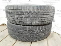 Dunlop. зимние, без шипов, б/у, износ 10%