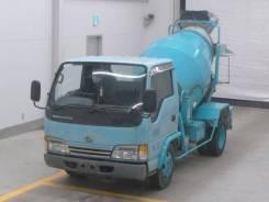 Грузовик Nissan Condor бетономешалка, 2000 г.