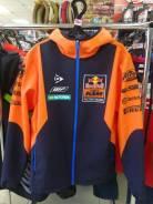 Куртка демисезонная KTM оранжевый/черный