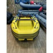 """Лодка """"SKAT-Тритон-350"""" Пластиковый Транец"""