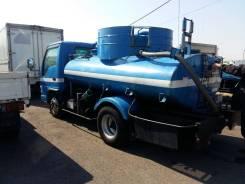 Доставка воды (автоцистерна)