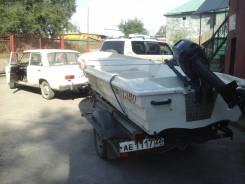 Лодка пластиковая Favorit 350