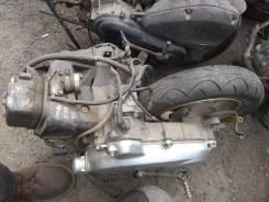 Двигатель AF61E б. п. поРФ(есть документы)на мопед Dioaf62 по запчастям