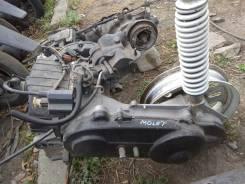 Двигатель A147 б. п. по РФ(есть документы) на мопед Suzuki Mollet
