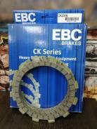 Диски сцепления фрикционные EBC Brakes Yamaha TTR250, WR250 08-15, YZ125