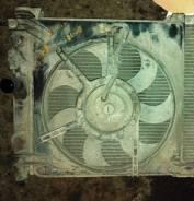 Вентилятор охлаждения радиатора. Daewoo Nexia, KLETN Opel Kadett A15MF, A15SMS, F16D3, G15MF, 12SCOHV, 12SOHC, 12SOHV, 12STOHC, 13N, 13NB, 13S, 14NV...
