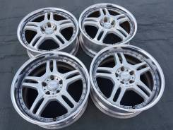 "Sparco. 8.0/8.5x18"", 5x114.30, ET38/40, ЦО 73,1 мм."